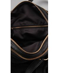 Juicy Couture - Black This Is Not A Test Haircalf Duffle Bag - Lyst