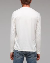 Lightning Bolt | White Bolt Pocket Tee for Men | Lyst
