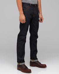 Nudie Jeans - Blue Hank Rey Recycle Dry for Men - Lyst