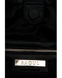Raoul - Black Minelli Nappa Tote Bag - Lyst