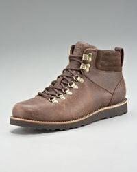 UGG | Brown Capulin Hiker Boot for Men | Lyst
