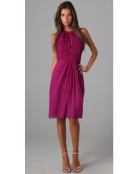 Catherine Deane | Purple Kamilla Dress | Lyst