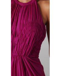 Catherine Deane - Purple Kamilla Dress - Lyst