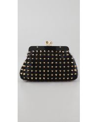 House of Harlow 1960 | Black Tilly Clutch | Lyst