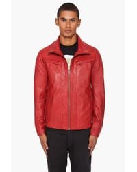Billtornade | Red Loni Jacket for Men | Lyst