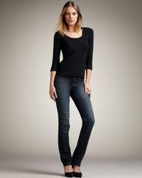J Brand | Blue Cigarette Heirloom Jeans | Lyst
