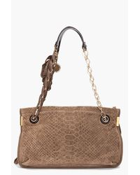 Lanvin - Brown Amalia Bag - Lyst
