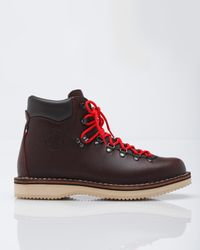 Diemme | Brown Full Grain Leather Vibram Sole Boot for Men | Lyst