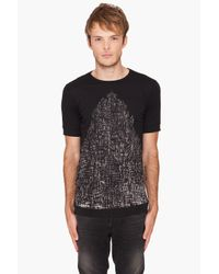 Diesel Black Gold | Black Toricy-ciudad T-shirt for Men | Lyst