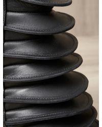 Rick Owens - Black Womens Short Brancusi Boot - Lyst