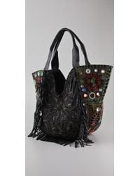 Antik Batik - Black Aden Cabas Bag - Lyst
