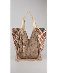 Antik Batik | Natural Aden Cabas Bag | Lyst