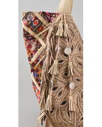 Antik Batik - Natural Aden Cabas Bag - Lyst