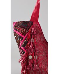 Antik Batik - Pink Aden Cabas Bag - Lyst