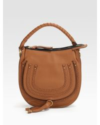 Chloé - Brown Marcie Small Braided Hobo - Lyst