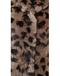 Dallin Chase | Multicolor Big Cat Fur Jacket | Lyst