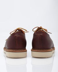 Red Wing - Brown Work Oxford for Men - Lyst