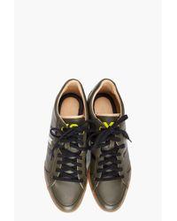 Y-3 | Green Sala Sneakers for Men | Lyst