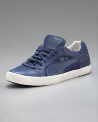 Alexander McQueen X Puma | Blue Street Climb Low-top Sneaker for Men | Lyst