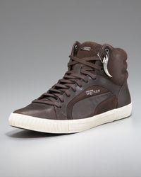 Alexander McQueen X Puma | Black Street Climb Sneaker for Men | Lyst