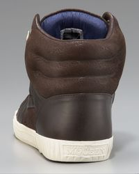 Alexander McQueen X Puma - Black Street Climb Sneaker for Men - Lyst