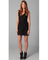 Joie | Black Rori Lace Dress | Lyst