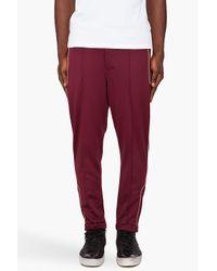 Marc By Marc Jacobs | Purple Tracksuit Pants for Men | Lyst