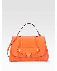 Marc Jacobs | Orange Thompson Top Handle Satchel | Lyst