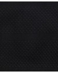 A.P.C. - Blue 'allen Waffle' Sweater for Men - Lyst