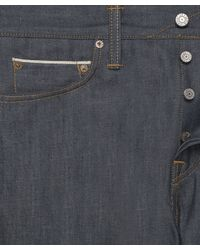 Edwin | Gray Ed-67 Grey Selvedge Jeans 32l for Men | Lyst