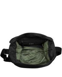 Ally Capellino Black Jeremy Messenger Bag for men