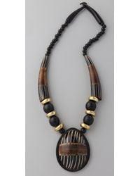 Antik Batik | Gray Dakar Necklace | Lyst