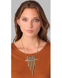 Fiona Paxton - Metallic Muna Necklace - Lyst