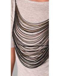 Fleet Jewelry - Black Balloon Body Chain - Lyst
