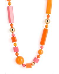 kate spade new york | Multicolor Jawbreaker Jewels Necklace | Lyst
