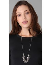 Low Luv by Erin Wasson - Metallic Long Thunderbird Charm Necklace - Lyst