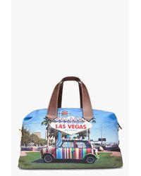 Paul Smith | Multicolor Mini Las Vegas Flight Bag for Men | Lyst