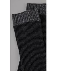 Rag & Bone - Gray Shoreditch Legwarmers - Lyst