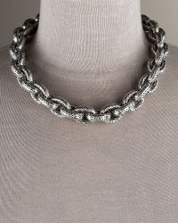 Konstantino | Metallic Chunky Necklace | Lyst