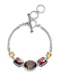 Lori Bonn | Metallic Spice Of Life - Allspice Chain Bracelet | Lyst