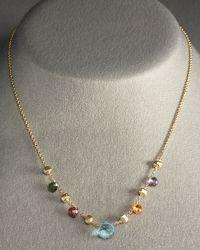Marco Bicego - Metallic Paradise Half-necklace - Lyst