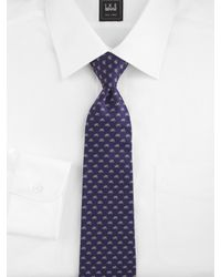 Paul Smith | Blue Bicycles Silk Tie for Men | Lyst