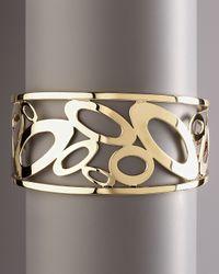 Roberto Coin - Metallic Chic & Shine Cuff Bracelet - Lyst