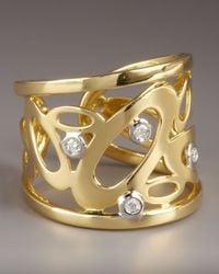 Roberto Coin - Metallic Chic & Shine Ring - Lyst
