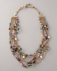 Stephen Dweck | Multicolor Multi-bead Necklace | Lyst