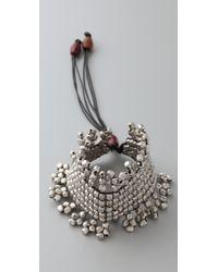 Antik Batik | Metallic Kouba Bracelet | Lyst