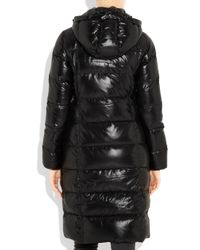 Duvetica - Black Alia Down Coat - Lyst