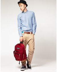 Jansport - Red Backpack for Men - Lyst