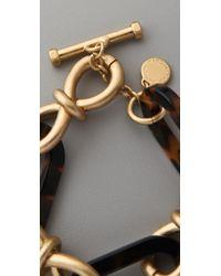 Marc By Marc Jacobs - Metallic Infinity Bracelet - Lyst