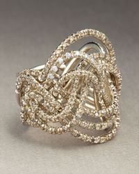 H Stern | Metallic Zephyr Ring | Lyst